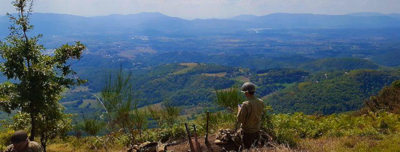 Lo sfondamento della Linea Gotica a Monte Altuzzo