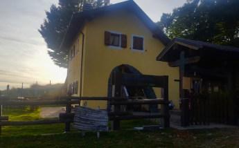 Il rifugio Monte Tondo