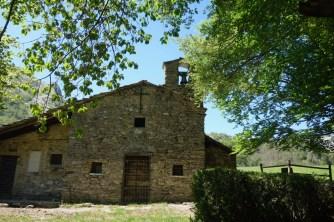 la chiesetta del Puntato