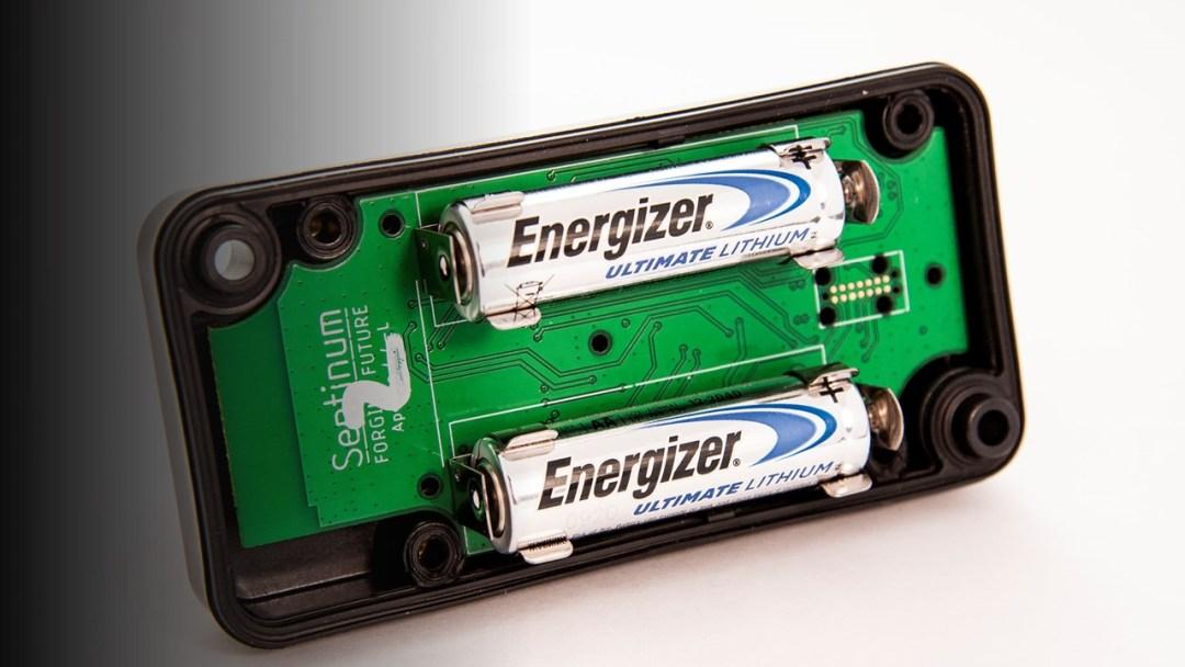 Apollon-Q wechselbare Batterie