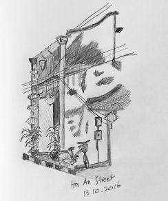 sketching-hoi-an-street
