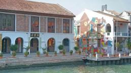 Melaka - riverviews 2
