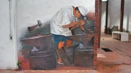 Melaka street art 4