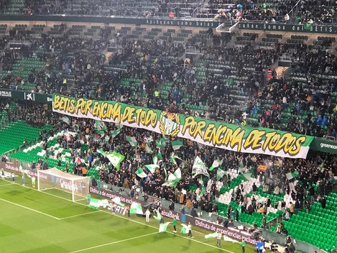 DON REAL BETIS BALOMPIÉ
