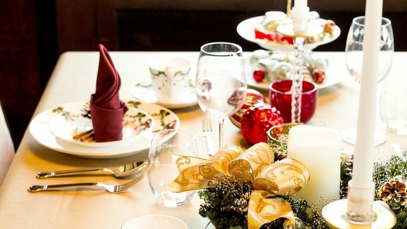 飲食店員がぶっちゃける!クリスマスのランチやディナーをおすすめしない理由!