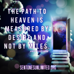 THE SHORTEST DISTANCE TO HEAVEN