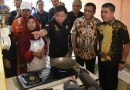 Menteri ESDM Resmikan Jargas Cirebon,  3.503 SR Siap Dialiri Gas Bumi Murah