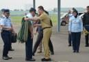 Wagub Sumut Sambut Kedatangan Kasau TNI