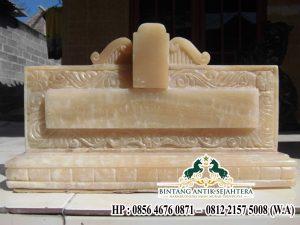 Jasa Pembuatan Papan Nama Meja Marmer, Kantor, Sekolah, Masjid