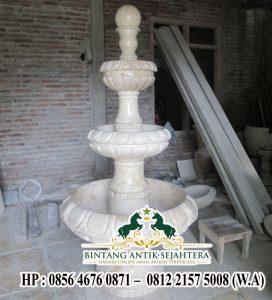 Gambar Air Mancur Marmer