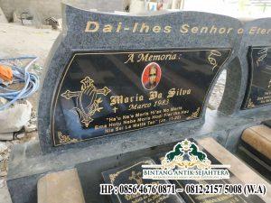 Desain Makam Salib