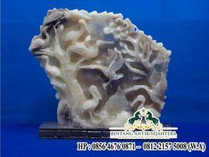 Gambar Relief Ikan Batu Onyx