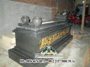 Jual Makam Batu Granit Model Kijing Islam Contoh Makam Kijing Granit