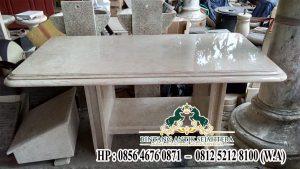 Produk Meja Batu Marmer, Pengrajin Meja Marmer Berkwalitas