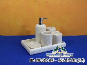 Bathroom Set Marmer