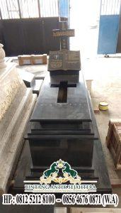 Makam Perjamuan Kristen, Model Kijing Kuburan Granit Minimalis