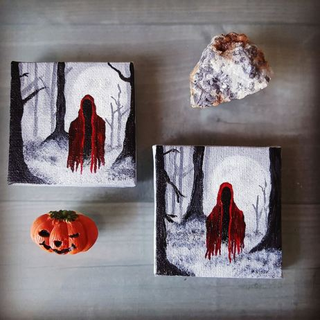 Samhain ©La Palette de Pandora