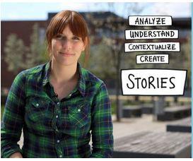 the future of storytelling, MOOC, university of applied sciences Potsdam