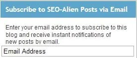 e-Mail Subscriptions