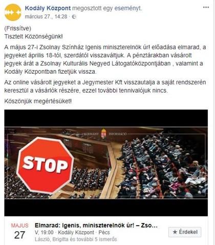 STOP Soros, STOP bevándorlás - erre hajaz a STOP Alföldi Róbert