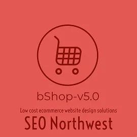bShop-v5.0 website design solutions From SEO Northwest