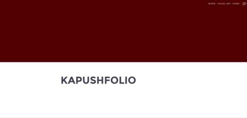 KapushFolio
