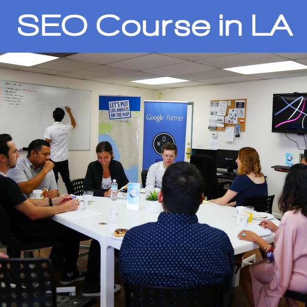 seo academy los angeles