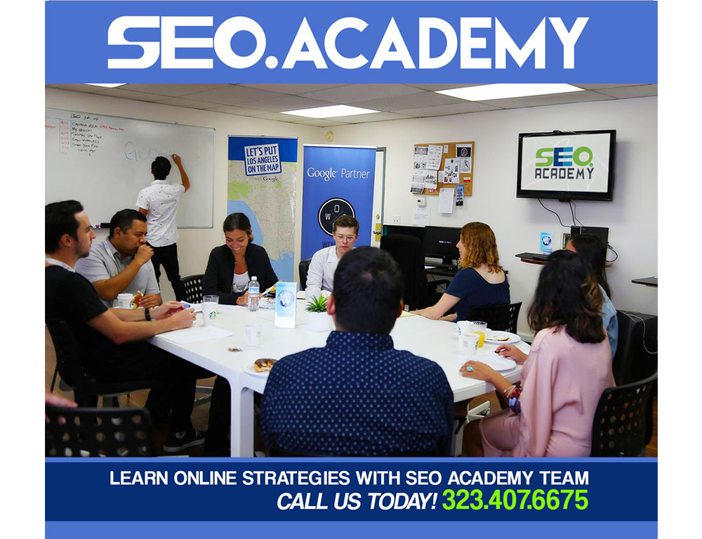 What is the SEO Academy