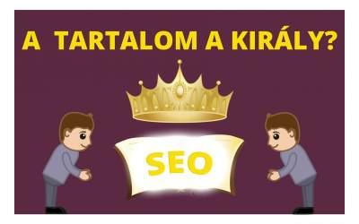 Szöveges tartalom optimalizálás – a tartalom a király? – SEO tippek 2.