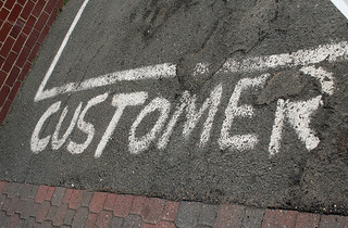 call to action on customer