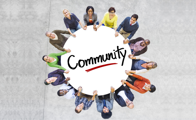 articleimage529Get Involved in the Community with Comments