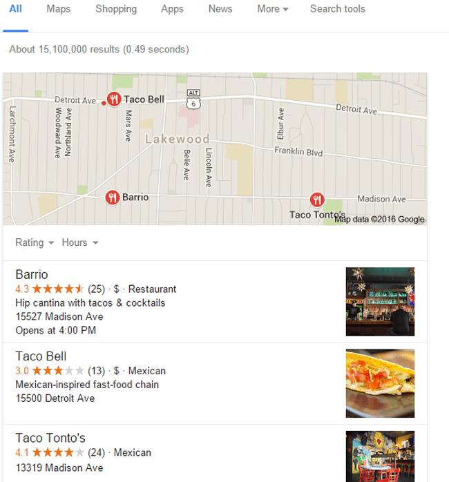 tacos near me