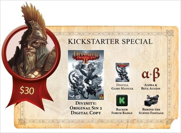 Kickstarter Special