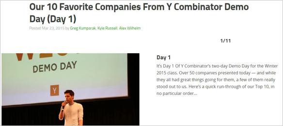 Y Combinator's Startup Revelations