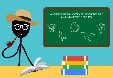 A Comprehensive History of Google Updates (and a Look to the Future)