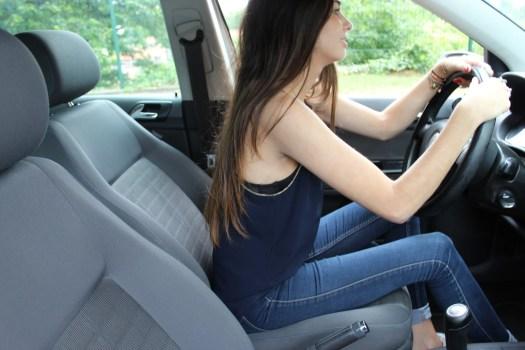 L'installation au poste de conduite : réglage en voiture du siège conducteur