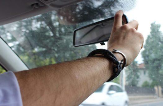 Verifications interieures permis de conduire