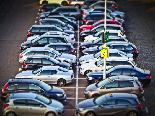 différents types de parking
