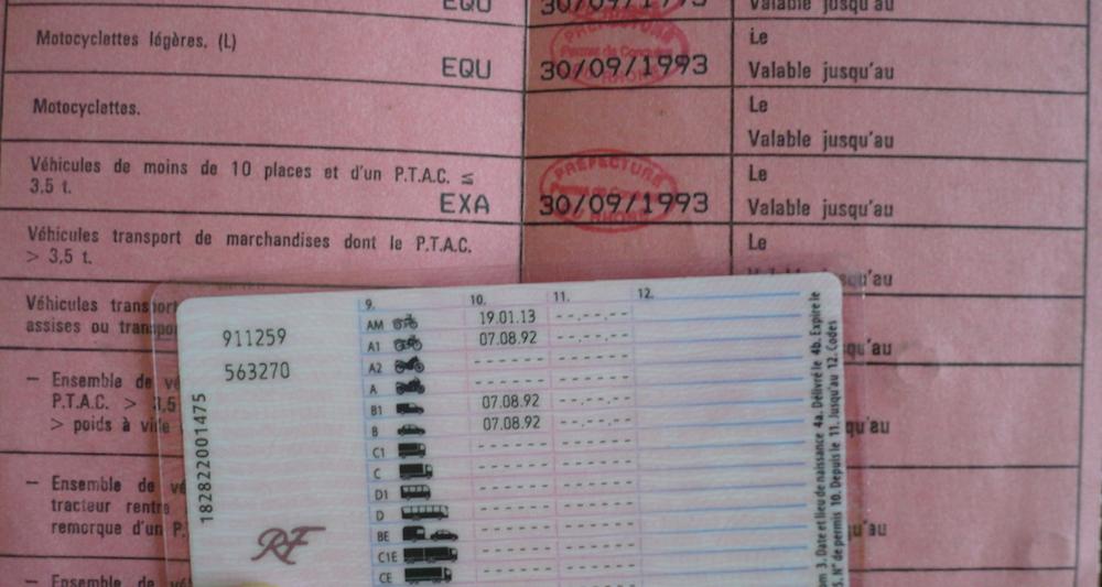 Durée de validité du permis de conduire : ancien et nouveau permis