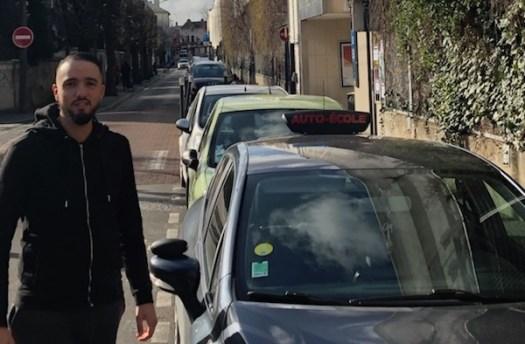 Entrevue avec Bilal, enseignant de la conduite en Seine Saint Denis