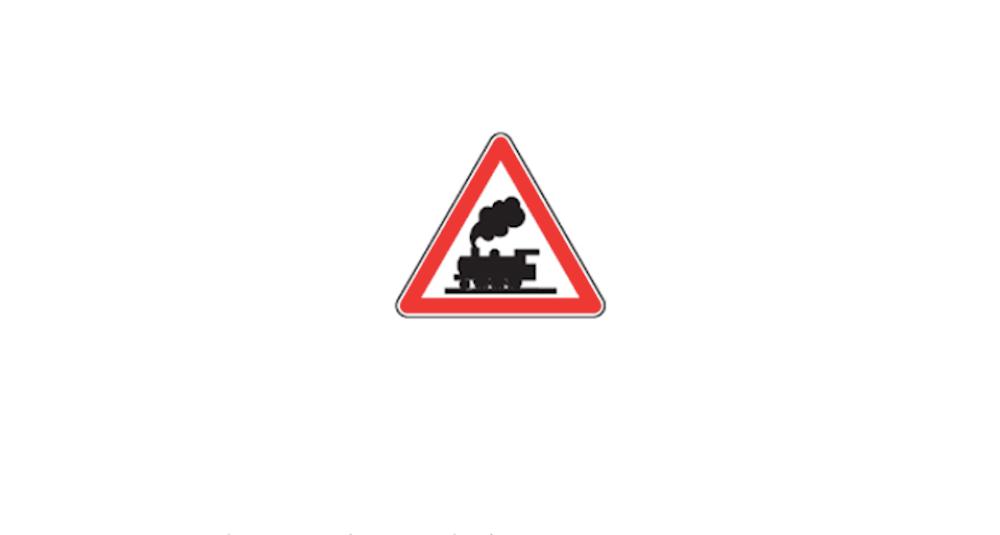 Panneau de passage à niveau et balise : connaître leur fonctionnement