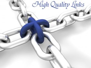 High Quality backlinks - Money robot review