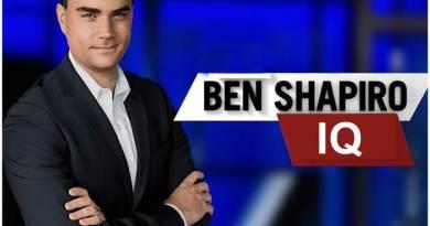 What is Ben Shapiro IQ?