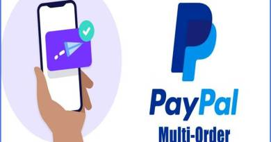 PayPal Multi-Order Shipping