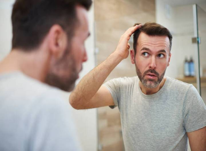What is the Herbal Hair Loss Treatment for Men?