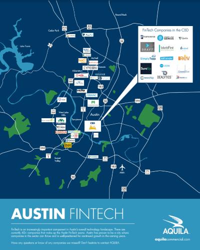 Austin FinTech Map