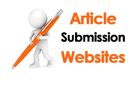 Article Submission Sites