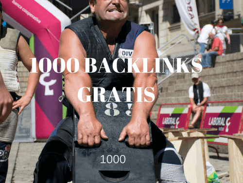 Listado de más de 1000 sitios gratuitos para dejar enlaces a tu web (linkbuilding)