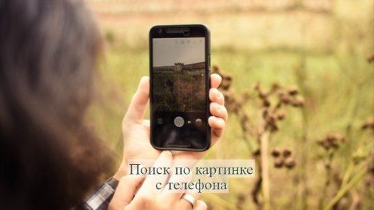 Поиск по картинке с телефона с помощью Google и Яндекс ...