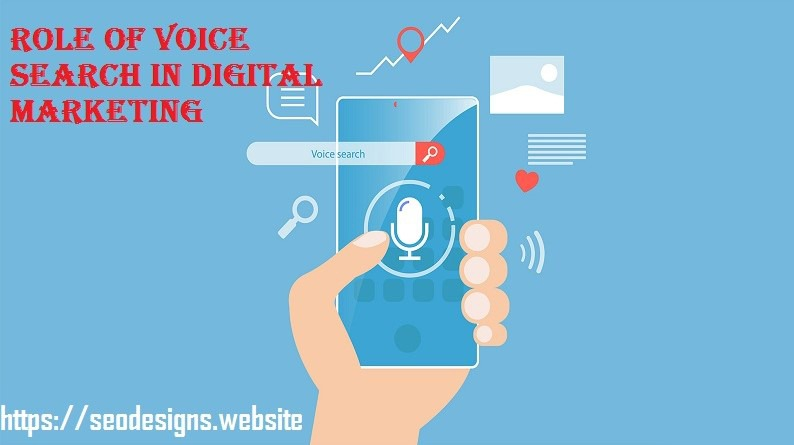 voice search in digital marketing